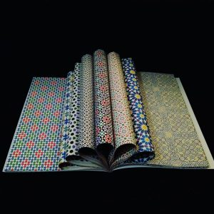 I saw these beautiful papers in the bookshop at thehellip
